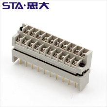 Mitsubishi PLC FX2n-16mr FX2n-32mr FX2n-48mr FX2n-64mr FX2n-128mr 16 32 48 64 point 7.62mm connector