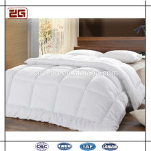 Hot Sale Hotel or Home Used Quilted Style Microfiber Duvet Inner / Comforter