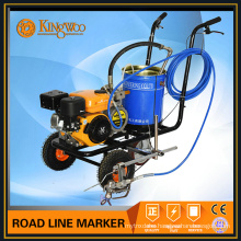 Cold piant road line marker machine