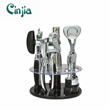 7PCS Metal Wine Opener Peeler Kitchen Tool Set