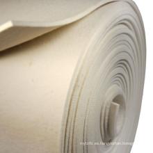 Filtro no tejido del polvo del paño de filtro del fieltro de NOMEX
