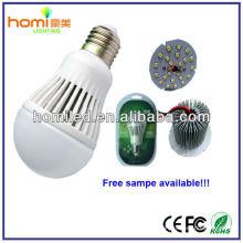 7W CE levou lâmpada 2013 nova China Shenzhen