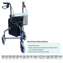 Aluminium Delta Rollator