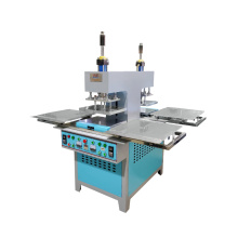small plastic silicone label machine factory for tshirts