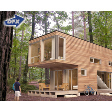 One-Story Prefab Pre-Build Manufacture 40ft Container Homes Made In China