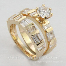 2014 wholesale women fashion crystal rings jewelry