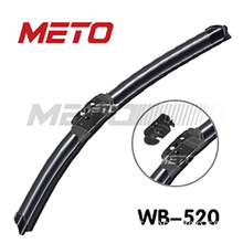Patent Multifunctional Adapter 100% Rubber Windshield Wiper Blades (WB-520)