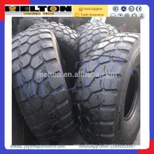 ADVANCE pneus militares 15.5R20 com longa vida útil