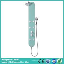Hot Sale Safety Glass Shower Panel (LT-B725)