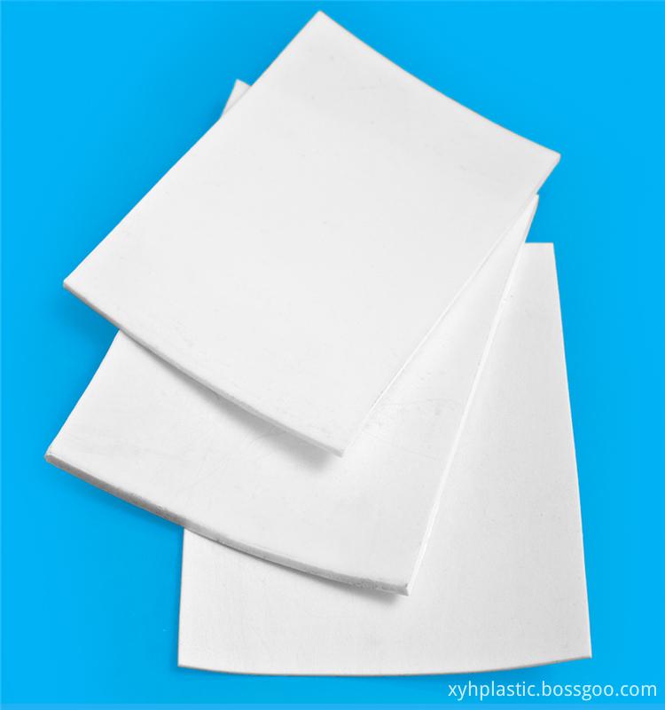 Black Teflon PTFE Sheet