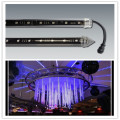 Rainfall 3D effect DMX vertical LED Tube