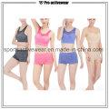 OEM Customized Dri Fit Sublimated Spandex Mesh Sexy Sports Bra