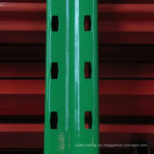 Nice Apearance Industrial Storage Estante de paleta vertical