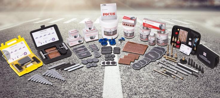 Tire Repair Material
