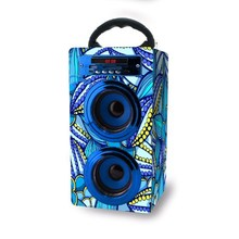 Assorted colour great portable speaker