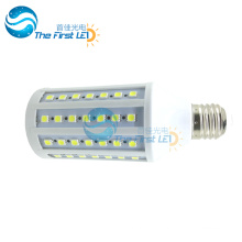 5050 smd led corn light 15w e27 e14 warm cool white led lamp factory sell