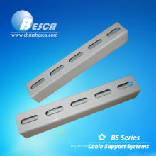 Sheet slotted C Channel