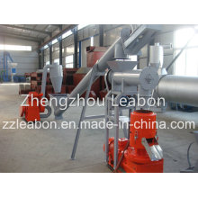 250-300kg / h Mobile Reisschale Pellet Making Line