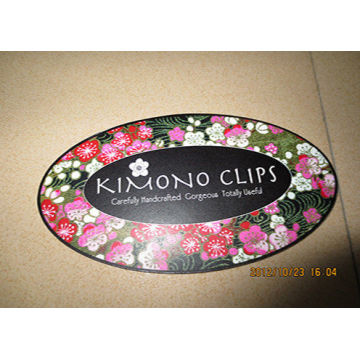 Custom PVC Sign Board dengan Die Cutting