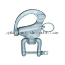 Поворотная головка челюсти с поворотным рычагом Dr-Z0036
