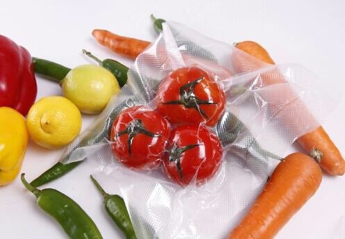 vacuum bags for vegetable three
