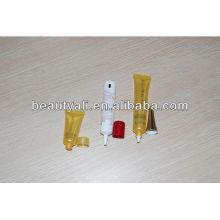 Diámetro 19mm embalaje cosmético tubo de plástico