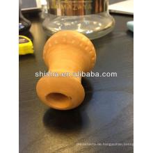 Schwere Chicha Schüssel shisha bar Produkte Ton Shisha bowl