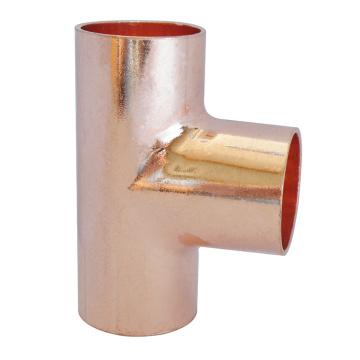 Raccords en T pour tuyaux en cuivre