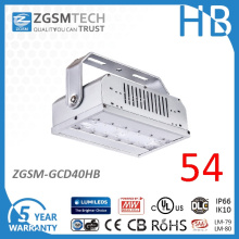 200-480V Ceiling Mounted/Suspended LED Industrial Luminaire Lighting 40W