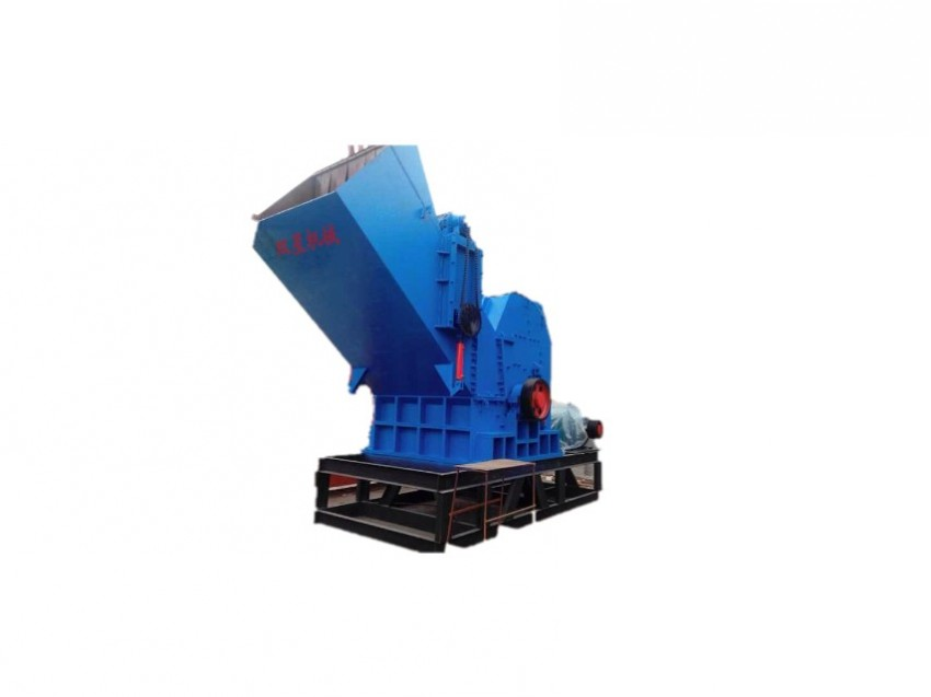 Blue Metal Crusher