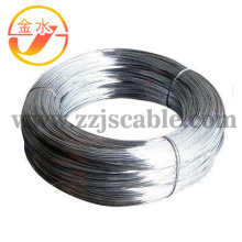 Alambre de acero galvanizado / alambre del individuo / alambre estático