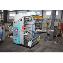 YT-2600 Two Colors Plastic film roll to roll printing press machines price