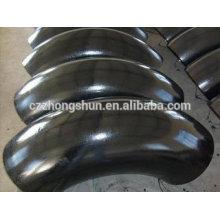 Cotovelo de aço carbono / cotovelo 90 D / cotovelo ASTM A234