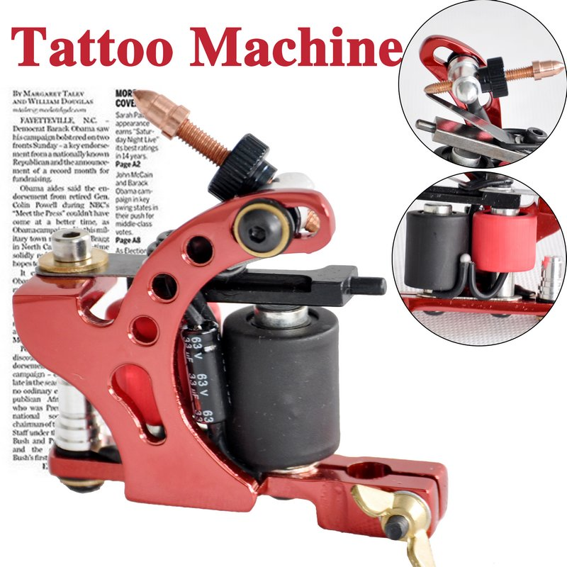 latest tattoo machine
