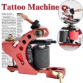 Getbetterlife Factory Direct Sale Iron Liner 10 coil Wrap Tattoo Machine
