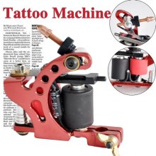 ODM for Iron Tattoo Machine latest empaistic tattoo machine supply to Philippines Manufacturers