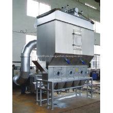 Xf horizontale Wirbelschichttrockner / Fließbett-Trocknungsmaschine für Granulat-Rohstoffe