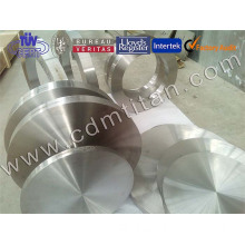 CDM Titanium Forging, Titanium ring, Titanium disc