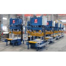 Heißform-Hydraulikpresse für Kohlefaser