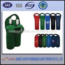 Custom Made Wine Bottle Holder and Cooler bag