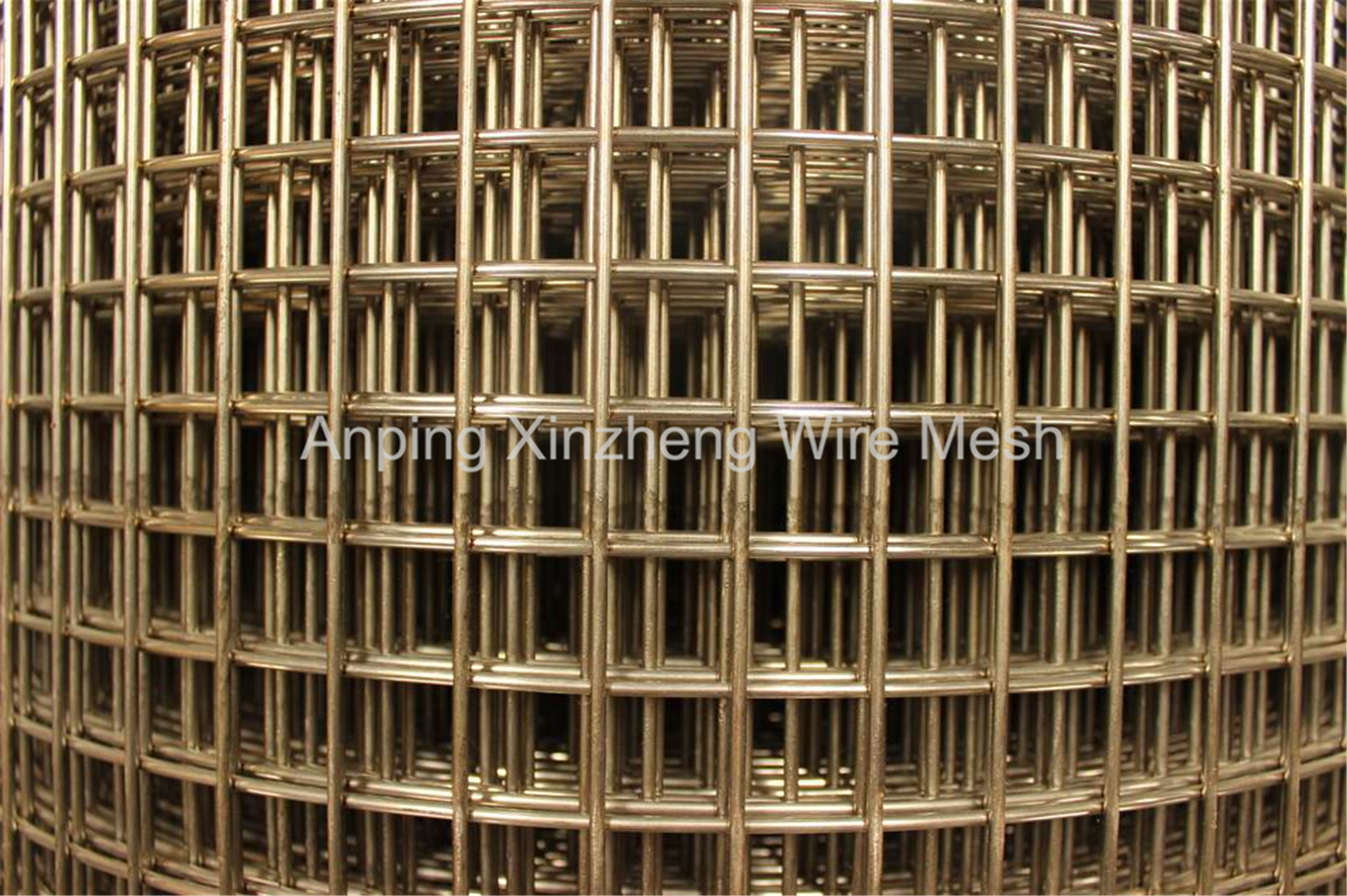 Stainless Steel Welded Mesh Roll