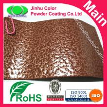 Decorativa alta pintura de revestimento em pó de cobre antigo
