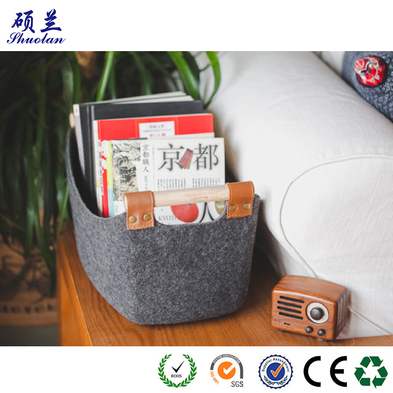 High Quality Felt Storage Basket