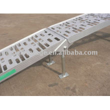 Disable Ramp of Medium Duty with Aluminum