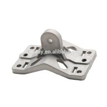 OEM Factory Aluminum Die Casting Pump Parts Air Compressor Die Cast Mechanical Parts