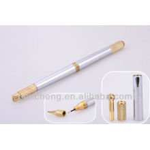 professional manual tattoo pen &Permanent Cosmetic Tattooing makeup Pen For Eyeline/Eyebrow/Lip