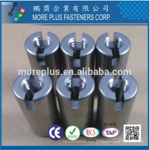 Fabriqué en Taiwan Stainless Steel 302 Slot Special Spacer Nut