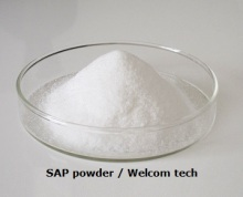 SAP slush powder Super Absorbent polymer in diapers