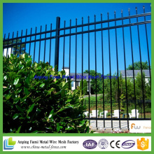 China Supplier Fusion traditionnelle soudée Commercial Decoratiive Steel Fence
