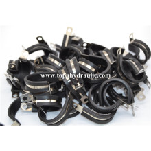 Customized for China Hose Clamp, Stainless Steel Hose Clamps, Hose Clip Supplier Parallel hdpe pipe quick release stainless steel clamp supply to Sierra Leone Supplier